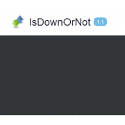 IsDownOrNot? Website Down or Not?
