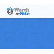 Worth My Site - Website Value Calculator