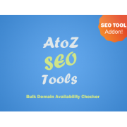 Bulk Domain Availability Checker - SEO Tool