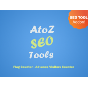 Flag Counter for A to Z SEO Tools