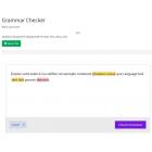 Grammar Checker (26+ Languages)