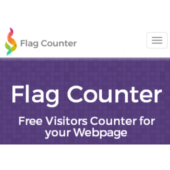 Flag Counter - Advance Visitors Counter