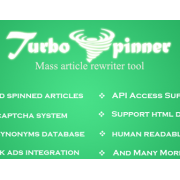 Turbo Spinner: Article Rewriter