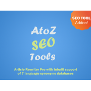Article Rewriter Pro - SEO Tool Addon