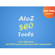 Check GZIP compression & Get HTTP Headers