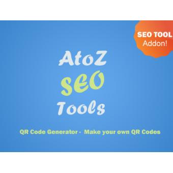 QR Code Generator  - Addon