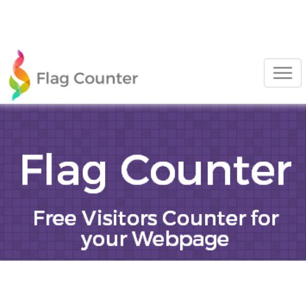 Flag Counter - Advance Visitors Counter